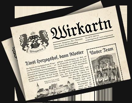 Wirgarten Dingolfing Wirkartn